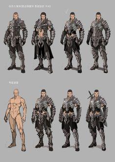 GGSCHOOL, Artist 박세진, Student Portfolio for game, 2D Character Concept Art, www.ggschool.co.kr