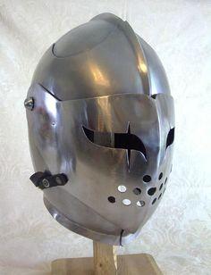 「chainmaile helm」の画像検索結果
