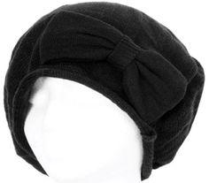 EH0721PTK - Bow Accented Light Knit Fashion Beret / Slouch Hat (Choose from 4 Colors) - Black/One Size Sakkas,http://www.amazon.com/dp/B005VEN7EG/ref=cm_sw_r_pi_dp_vp.1qb0GJG9C75W5