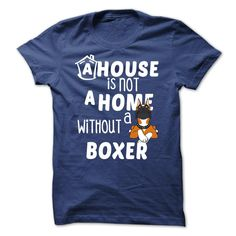 Home is not a home without a boxer