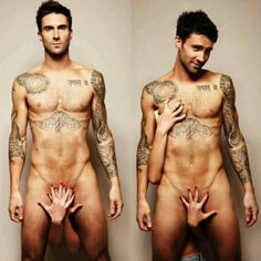 Adam Levine is so sexy. To be those hands...