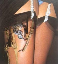 Vogue Paris, 1983 Ph: Guy Bourdin