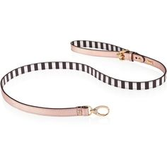 Henri Bendel Stripe Dog Leash Seeingstripes Pinterest