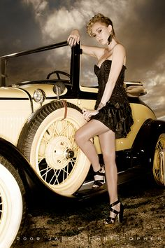 Car Pin Up