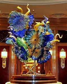 Chihuly - I've been a fan of his and followed his career for over 40 years!