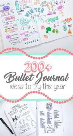Bullet Journal Ideas You Want To Add To Your Bujo Now . - Bullet Journal ideas you& like to add to your bujo now - Bullet Journal Wishlist, Bullet Journal Inspo, Bullet Journal Ideas Pages, Journal Prompts, Journal Pages, Bullet Journal Ideas Templates, Bullet Journal Weekly Spread, Bullet Journal Spreads, Bullet Journal How To Start A