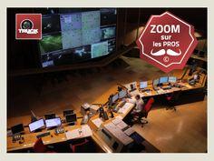 Les chauffeurs routiers suivent la voix :-) de l'info : AUTOUROUTE INFO en image sur Truckeditions.