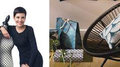 En avant première : la collection lifestyle de Cristina Cordula pour Tati Tati, Avant Premiere, Pop Up, Drawstring Backpack, Gym Bag, Lifestyle, Collection, Store, Fashion