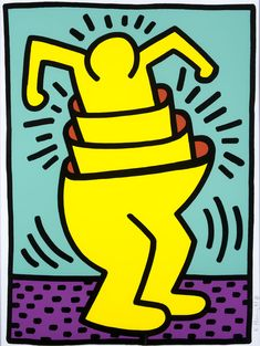 Keith Haring - Rather Superb