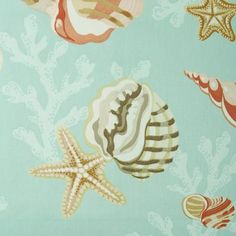 Elegant aqua large scale drapery and upholstery fabric by Duralee. Item 42101-19. Lowest prices and fast free shipping on Duralee fabrics. Strictly 1st Quality. Over 100,000 fabric patterns. Width 54 inches. Swatches available.
