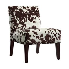 Complete your parlor or den ensemble with this essential design, perfect for extra guest seating or lounging with a Sunday-morning cappuccino.
