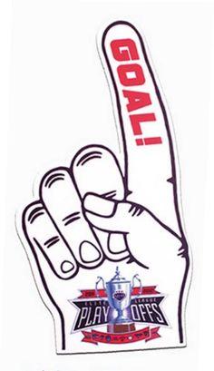 SKUMFINGER TIL DIN KLUBB / DITT EVENT  #supporterutstyr #supporter #supporterhanske http://www.connex.no/supporterutstyr.html