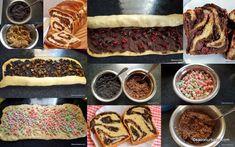 Cremă pentru cozonac - rețete de umplutură de nucă, mac, ciocolată, rahat, fructe confiate, brânză sau urdă   Savori Urbane Food To Make, Gem, Deserts, Cookies, Recipes, Pune, Sweets, Crack Crackers, Biscuits