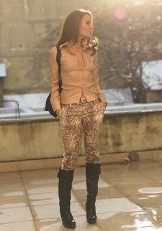 Pantaloni de dama Astrid Caramel My Style, Girls, Fashion, Candies, Toddler Girls, Moda, Daughters, Fashion Styles, Maids