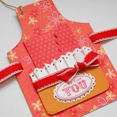 The Paper Art Studio: Designer Aprons