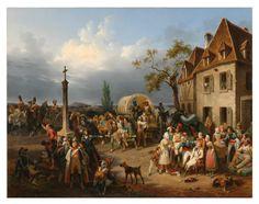 Empire, France, Painting, Art, Kunst, Art Background, Painting Art, Paintings, Performing Arts