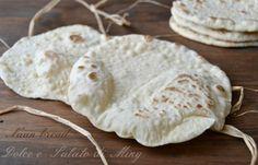ricetta naan bread   Dolce e Salato di Miky