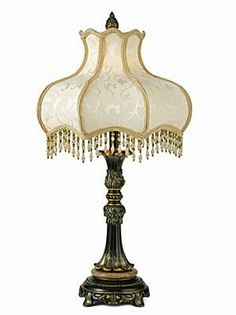 Jcpenney Lamp Shades Best We Have These With The Warm Ivory Color Shades…  Victorian Style Design Ideas