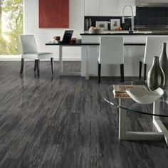 Bruce Mineral Wood 8 Mm Thick X 4 92 In Wide 47 Length Laminate Flooring 13 06 Sq Ft Case L400908c The Home Depot