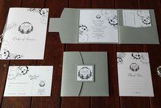 Gallery - Uniquely Designed Wedding Invitations - Beech Tree Creative - Akl, NZ