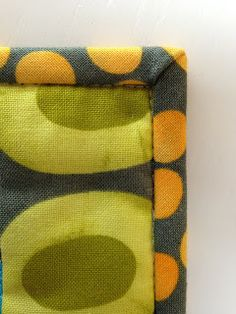 Quick tips for using glue when binding your quilt | Minneapolis Modern Quilt Guild