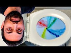 The Truth About Toilet Swirl - Smarter Every Day & Veritasium — Smarter Every Day