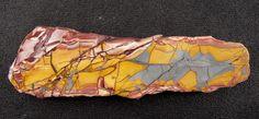 NA Superb Psychedelic Mescalero Jasper Slab 86 Grams   eBay