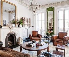 New Life For Jenna Lyons's Brooklyn Townhouse