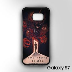 Twenty One Pilots Blurry Face for Samsung Galaxy S7 phonecases
