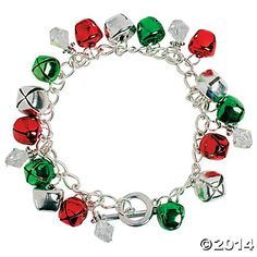 DIY Jewelry: Christmas Jingle Bell Bracelet Kit