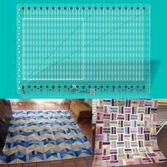 Creative Grids: Stripology Ruler 14inx20in