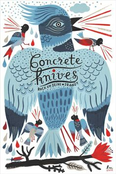 AFFICHES : Laurent Moreau