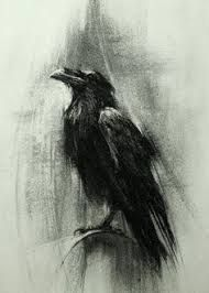 Image result for haunting images of crows ravens
