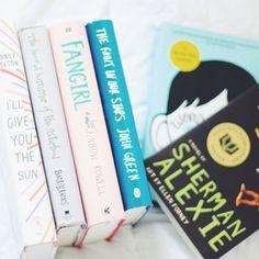 Personal Favorites #vscobook #book #yalit #bookstagram | Astreeeaneee