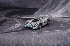 AURORA AFX Porsche 917k Martini Racing