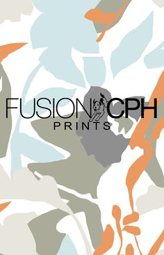 Tropical print.. from Fusion CPH print design studio from Copenhagen. We design all kind of prints for fashion and interior textiles. See some of our unique prints at Instagram: fusioncph or at www.fusioncph.com Mixed Prints, Copenhagen, Print Design, Print Patterns, Tropical, Textiles, Studio, Abstract, Unique