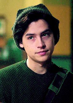 Cole Sprouse as Jughead Jones in Riverdale