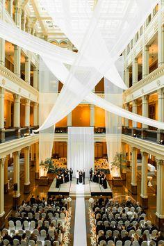 Landmark Center St Paul Wedding