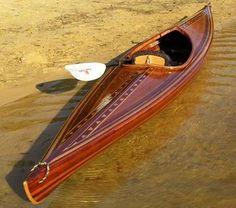Cedar strip kayak cost