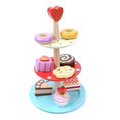 Le Toy Van Three Tier Cake Stand at alexandalexa.com