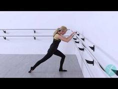 Xtend Barre Barreology - Ballet Lunges Pilates Workout, Barre Workouts, Pilates Yoga, Barre Moves, Ballet Barre, Fitness Inspiration, Workout Inspiration, Lunges, Attitude