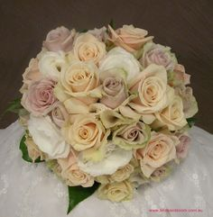 Rose Wedding Bouquet, Bridal Flowers, Rose Bouquet, Wedding Stage, Wedding Themes, Wedding Decorations, Wedding Attire, Dream Wedding, Wedding Ideas