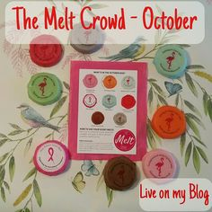 #themeltcrowd #flamingocandles October review is live on http://ift.tt/1KUTuBH #waxmelts #waxtarts
