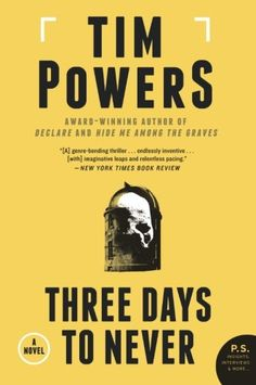 Introducing Three Days to Never A Novel. Great Product and follow us to get more updates!