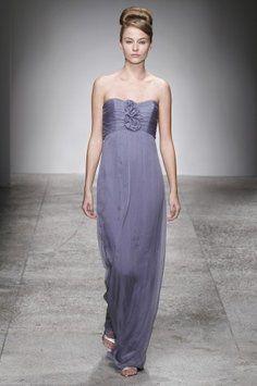 Amsale Violet G630c Dress $150