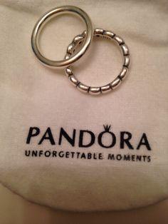Pandora Rings #PANDORAsummercontest My Perfect PANDORA Summer