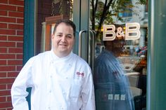 Josh Capon, the executive chef and partner of NYC's Lure Fishbar, B&B Winepub and El Toro Blanco, talks about the importance of consistency in the restaurant biz, how to make a great burger and his favorite Manhattan eats.