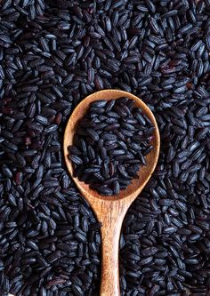 The Forbidden Rice: Black Rice Nutrition & Benefits The Forbidden Rice: Black Rice Nutrition & Health Benefits. Black Rice Nutrition, Health And Nutrition, Milk Nutrition, Nutrition Guide, Purple Rice, Black Food, Food Facts, Nutrition Information, Health Articles