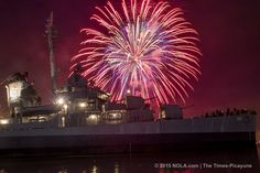 Storms didn't stop Baton Rouge's 4th of July celebrations: PHOTOS 4th of July  #4thofJuly