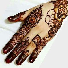 Mehndi is something that every girl want. Arabic mehndi design is another beautiful mehndi design. We will show Arabic Mehndi Designs. Eid Mehndi Designs, Finger Mehendi Designs, Pakistani Henna Designs, Modern Henna Designs, Khafif Mehndi Design, Mehandhi Designs, Simple Arabic Mehndi Designs, Mehndi Designs For Girls, Mehndi Designs For Fingers